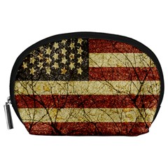 Vinatge American Roots Accessory Pouch (large) by dflcprints