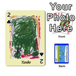 Kindy Cards Final - Playing Cards 54 Designs