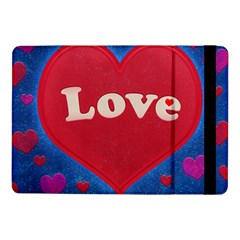 Love Theme Concept  Illustration Motif  Samsung Galaxy Tab Pro 10 1  Flip Case by dflcprints