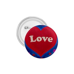 Love Theme Concept  Illustration Motif  1 75  Button by dflcprints