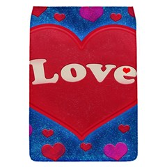 Love Theme Concept  Illustration Motif  Removable Flap Cover (small) by dflcprints