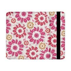 Feminine Flowers Pattern Samsung Galaxy Tab Pro 8 4  Flip Case by dflcprints