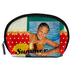 Summer By Summer Time    Accessory Pouch (large)   Lz1sb6exyh2m   Www Artscow Com Front