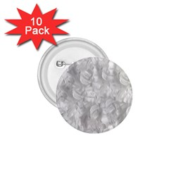 Abstract In Silver 1 75  Button (10 Pack) by StuffOrSomething