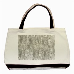 Abstract In Silver Classic Tote Bag by StuffOrSomething