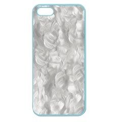 Abstract In Silver Apple Seamless Iphone 5 Case (color) by StuffOrSomething