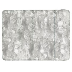 Abstract In Silver Samsung Galaxy Tab 7  P1000 Flip Case by StuffOrSomething