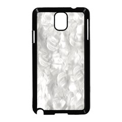 Abstract In Silver Samsung Galaxy Note 3 Neo Hardshell Case (black) by StuffOrSomething