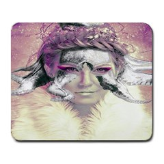 Tentacles Of Pain Large Mouse Pad (rectangle) by FunWithFibro