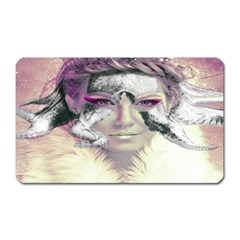 Tentacles Of Pain Magnet (rectangular) by FunWithFibro