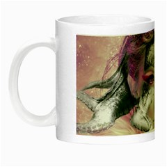Tentacles Of Pain Glow In The Dark Mug by FunWithFibro