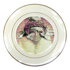 Tentacles Of Pain Porcelain Display Plate by FunWithFibro