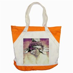 Tentacles Of Pain Accent Tote Bag by FunWithFibro
