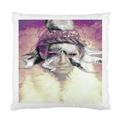 Tentacles Of Pain Cushion Case (two Sided)  by FunWithFibro