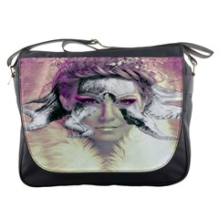 Tentacles Of Pain Messenger Bag by FunWithFibro