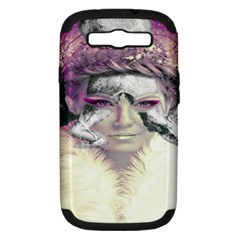 Tentacles Of Pain Samsung Galaxy S Iii Hardshell Case (pc+silicone) by FunWithFibro