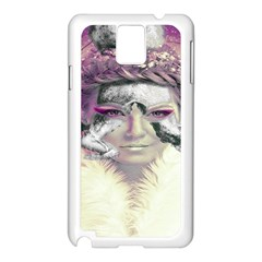 Tentacles Of Pain Samsung Galaxy Note 3 N9005 Case (white) by FunWithFibro