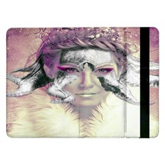 Tentacles Of Pain Samsung Galaxy Tab Pro 12 2  Flip Case by FunWithFibro