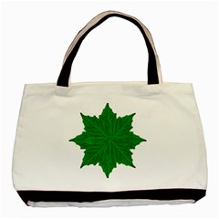 Decorative Ornament Isolated Plants Classic Tote Bag by dflcprints