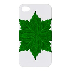 Decorative Ornament Isolated Plants Apple Iphone 4/4s Hardshell Case by dflcprints