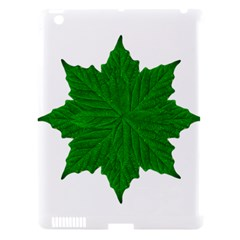 Decorative Ornament Isolated Plants Apple Ipad 3/4 Hardshell Case (compatible With Smart Cover) by dflcprints