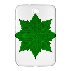 Decorative Ornament Isolated Plants Samsung Galaxy Note 8 0 N5100 Hardshell Case  by dflcprints