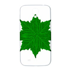 Decorative Ornament Isolated Plants Samsung Galaxy S4 I9500/i9505  Hardshell Back Case by dflcprints