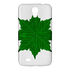 Decorative Ornament Isolated Plants Samsung Galaxy Mega 6 3  I9200 Hardshell Case by dflcprints