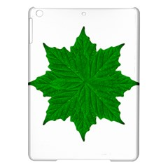 Decorative Ornament Isolated Plants Apple Ipad Air Hardshell Case by dflcprints