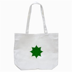 Decorative Ornament Isolated Plants Tote Bag (white)