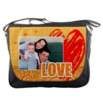love - Messenger Bag
