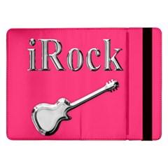Irock Samsung Galaxy Tab Pro 12 2  Flip Case by SaraThePixelPixie