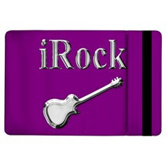 Irock Apple Ipad Air Flip Case by SaraThePixelPixie