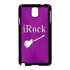Irock Samsung Galaxy Note 3 Neo Hardshell Case (black)