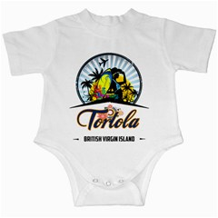 Tortola Infant Bodysuit by Tropics