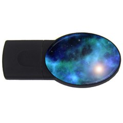 Amazing Universe 2gb Usb Flash Drive (oval) by StuffOrSomething