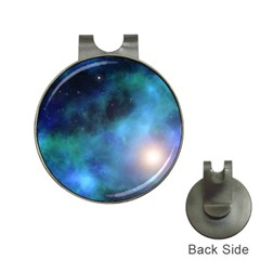 Amazing Universe Hat Clip With Golf Ball Marker by StuffOrSomething