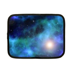 Amazing Universe Netbook Sleeve (small) by StuffOrSomething