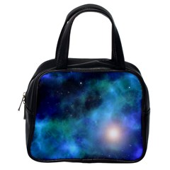 Amazing Universe Classic Handbag (one Side) by StuffOrSomething