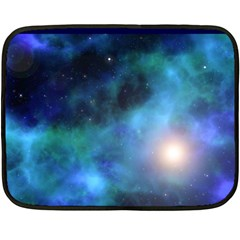 Amazing Universe Mini Fleece Blanket (two Sided) by StuffOrSomething