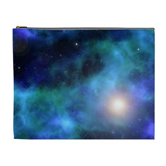 Amazing Universe Cosmetic Bag (xl) by StuffOrSomething