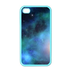 Amazing Universe Apple Iphone 4 Case (color) by StuffOrSomething