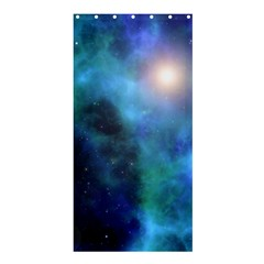 Amazing Universe Shower Curtain 36  X 72  (stall) by StuffOrSomething