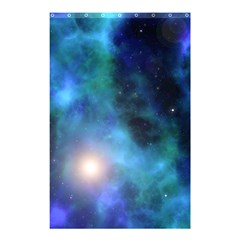 Amazing Universe Shower Curtain 48  X 72  (small) by StuffOrSomething