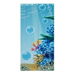 ocean - Shower Curtain 36  x 72  (Stall)