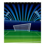 sport - Shower Curtain 66  x 72  (Large)