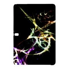 Futuristic Abstract Dance Shapes Artwork Samsung Galaxy Tab Pro 10 1 Hardshell Case