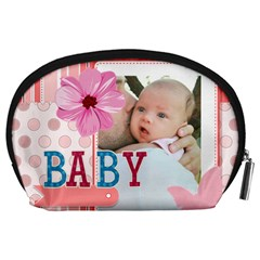 Baby By Baby   Accessory Pouch (large)   M3hca8mja609   Www Artscow Com Back