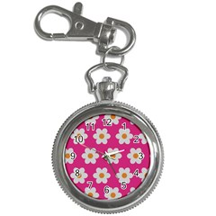 Daisies Key Chain Watch by SkylineDesigns