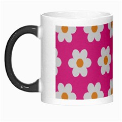 Daisies Morph Mug by SkylineDesigns